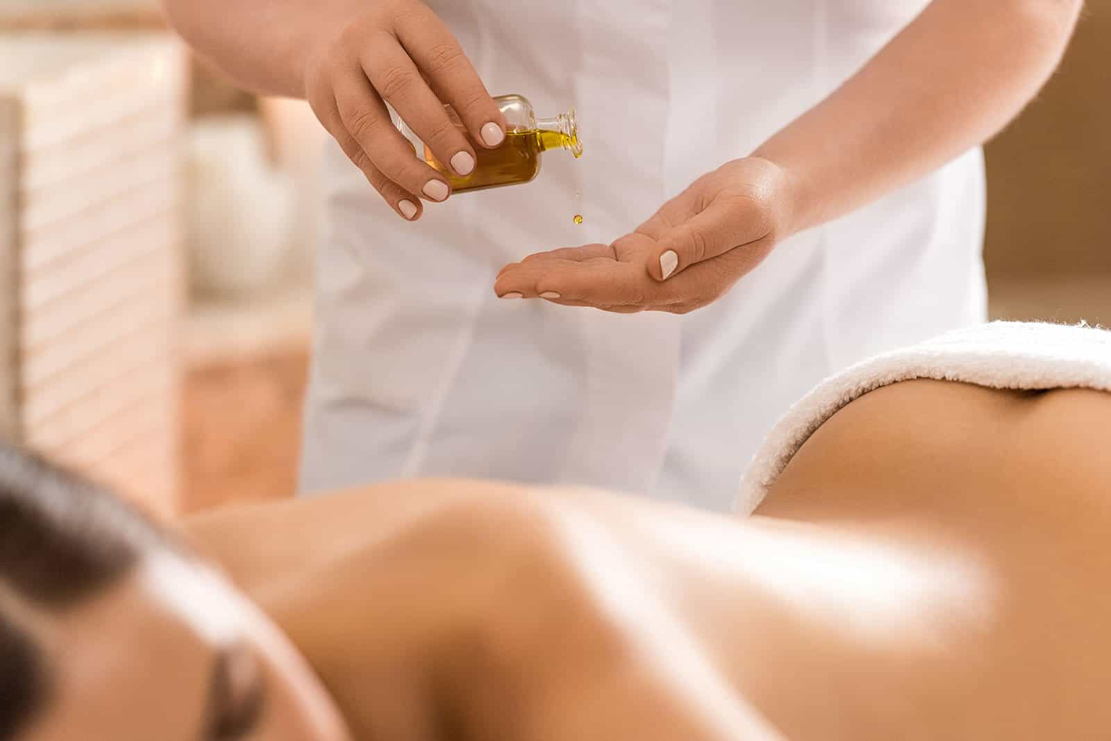 Essential oils Aromatherapy Massage