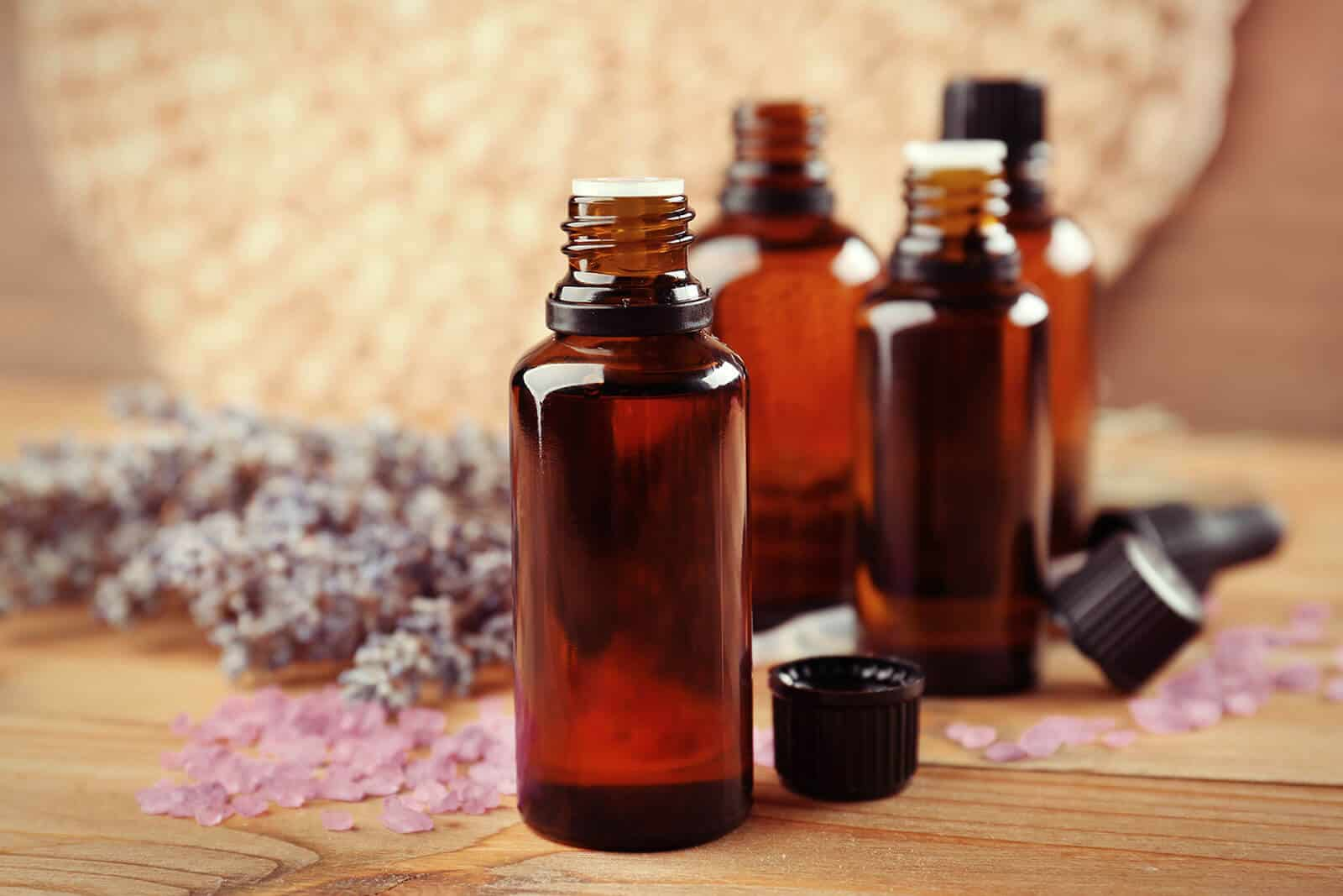 Essential oils Containers